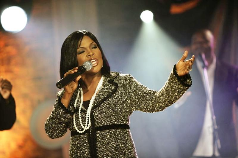 CW LIVE 2009 BMI Honors The Musical Journey of CeCe Winans