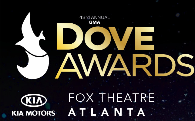 43rd Dove awards 2012 fox theatre atlanta georgia gma