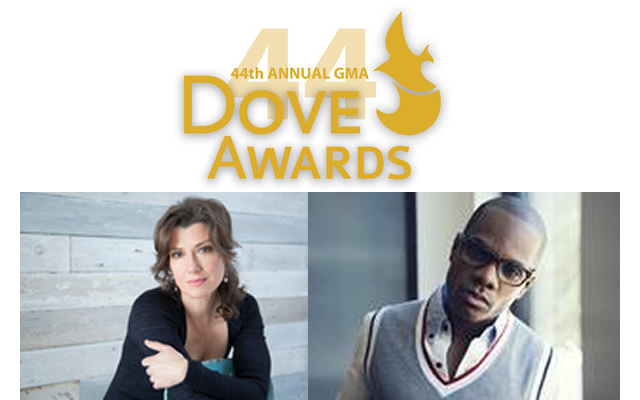 44th annual dove awards fusemix hosts