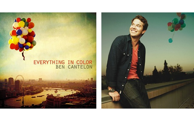 Ben Cantelon writer of Savior of the Worldto release New Album Everything In Color May 8th