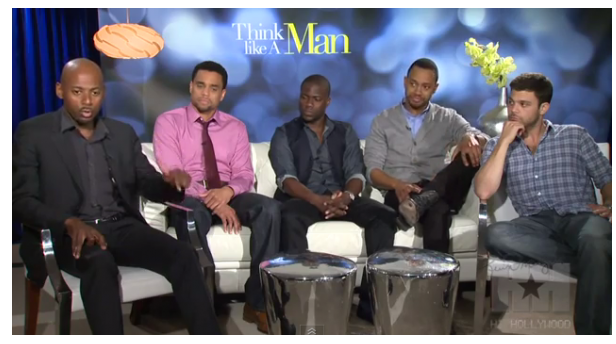 CAST MEMBERS OF THINK LIKE A MAN DISCUSS THE DEATH OF TRAYVON MARTIN