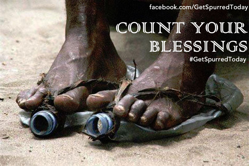 Count Your Blessings 1 by 1