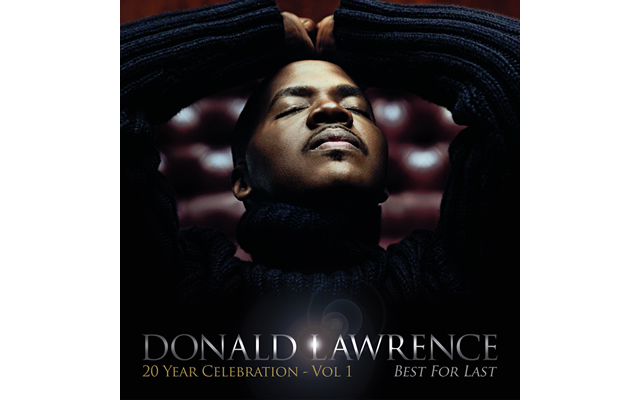 Donald Lawrence 20th itunes