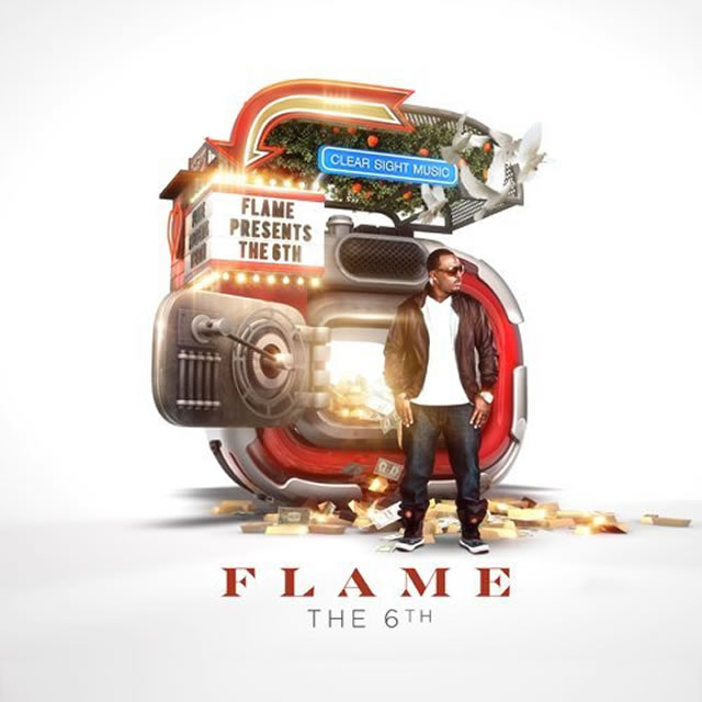 Flame The  6th