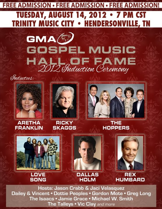 Gma Gospel Music hall of Fame