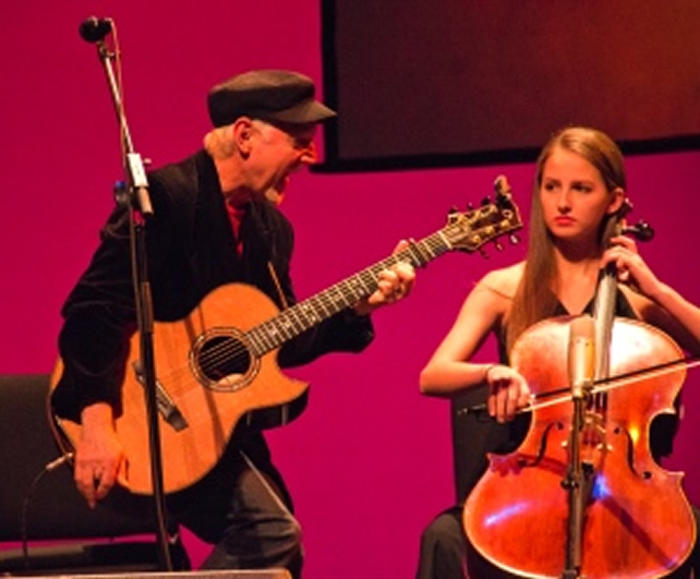 Guitar Maestro Phil Keaggy Performs at Nashvilles TPAC