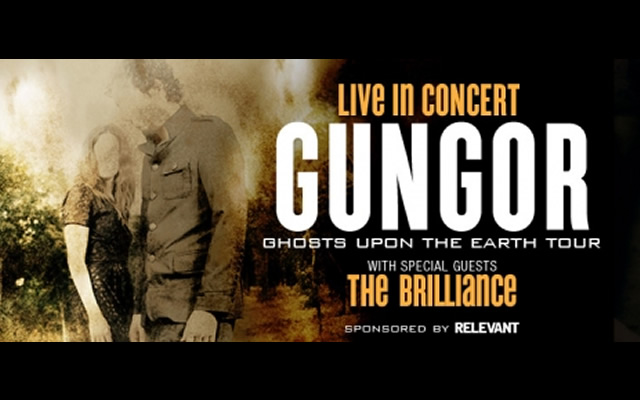 Gungor Selling Out Major Cities  Ghosts Upon the Earth Tour