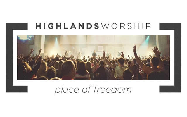 HIGHLANDS WORSHIP LANDS AT 1 WITH DEBUT CD PLACE OF FREEDOM