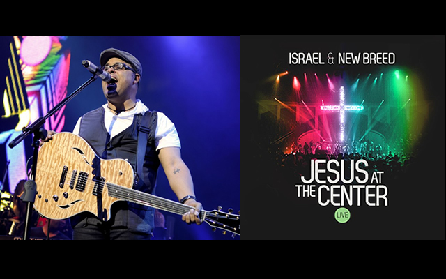 Israel  New Breeds Jesus At The Center Becomes No 1 Top Seller On Multiple Retail Charts