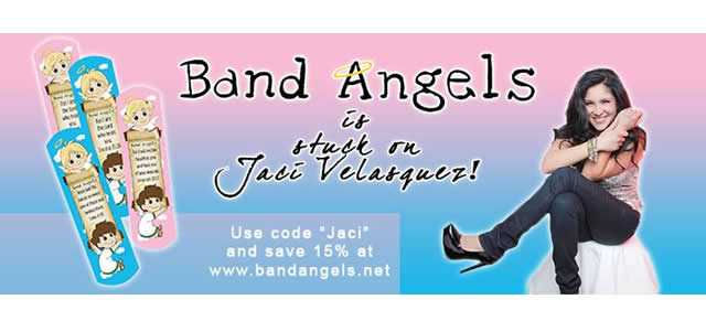 Jaci Velasquez For Band Angels