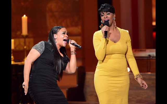 Jessica Reedy and Faith Evans get their musical prescription on Dr-Love