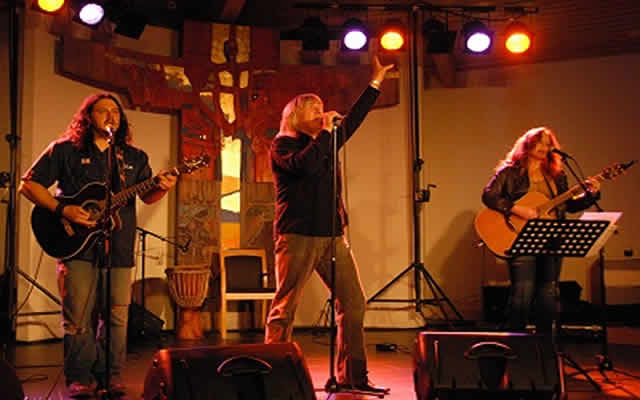 John Schlitt in Norway