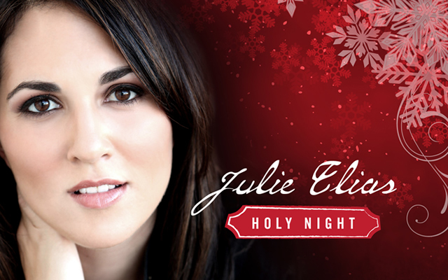 Julie Elias Sets Out on Christmas Tour Holy Night
