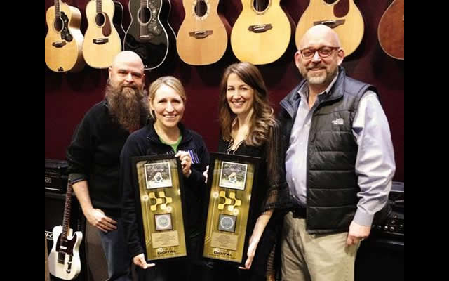 Laura Storys Smash Hit Blessings Certified Gold