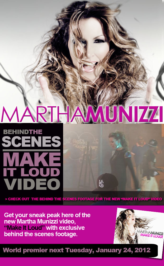 Martha Munizzi is Giving You Exclusive Behind the Scenes Access