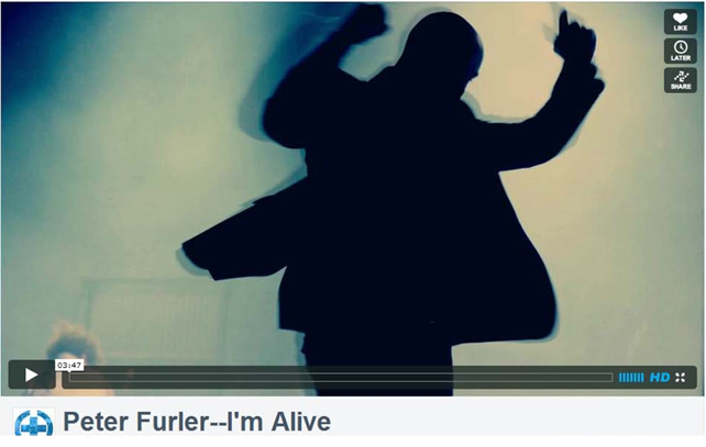 PETER FURLER Releases Im Alive Video From Record-Breaking Winter Jam Tour