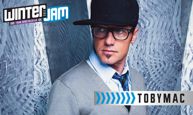 TOBYMAC TO HEADLINE WINTER JAM WEST COAST INVASION THIS FALL
