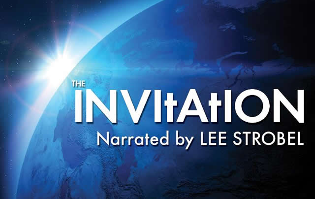 The Invitation Narrated By Lee Strobel