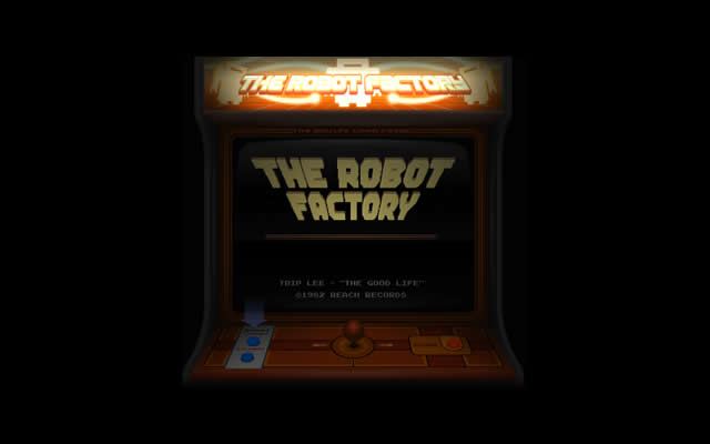 Trip Lees The Robot Factory Video Game