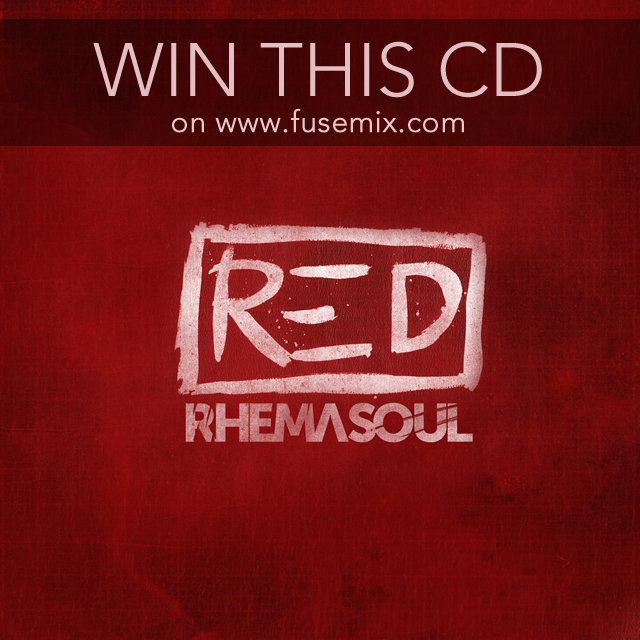 Win RED by RhemaSoul giveaway free-giveaway