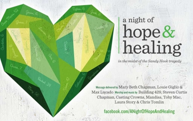 a night of hope and healing