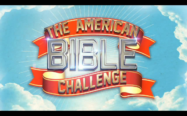 bible challange tv game show