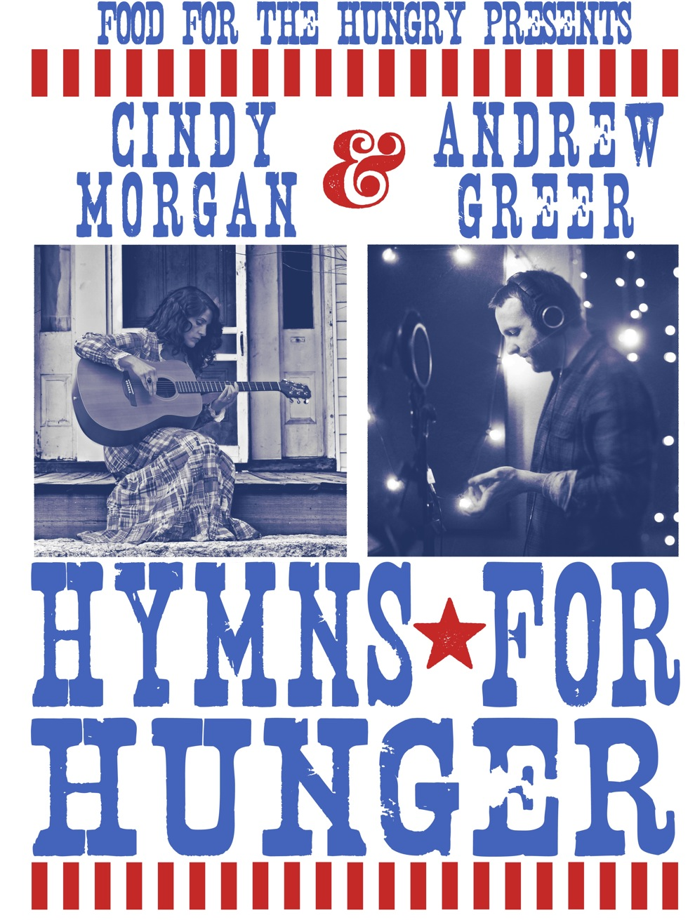 cindy morgan hymns for hunger