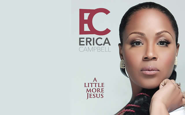 erica cambell a little more jesus