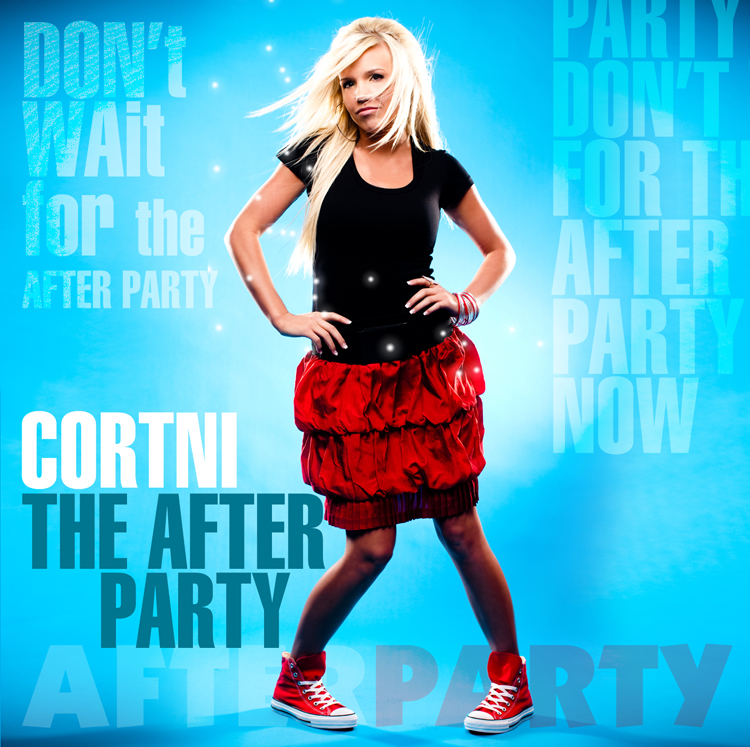 Cortni_the_after_party_CD