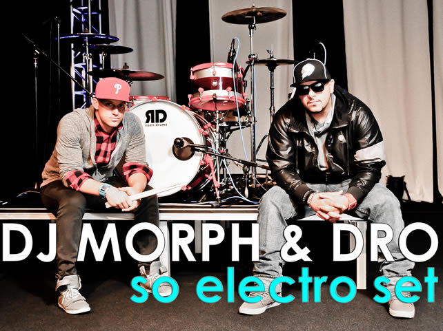DJMorph__Dro_release_new_So_Electro_video