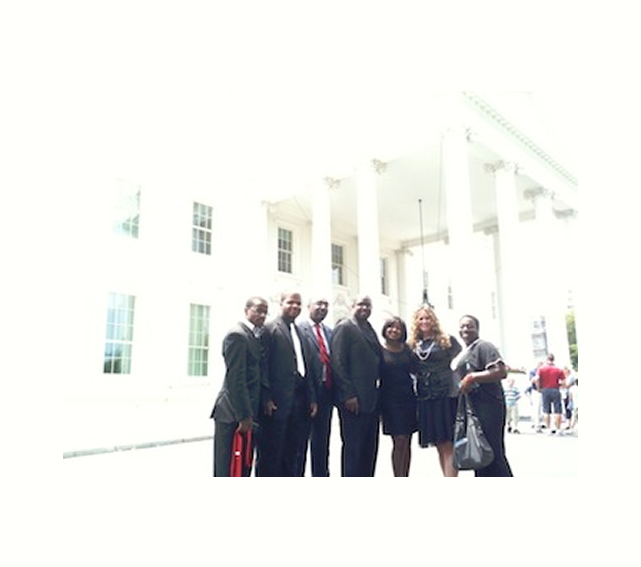 Gospel_Artist_Kevin_LeVar_Kicks_Off_the_Forgive_and_Live_Campaign_at_the_White_House_in_Washington_DC