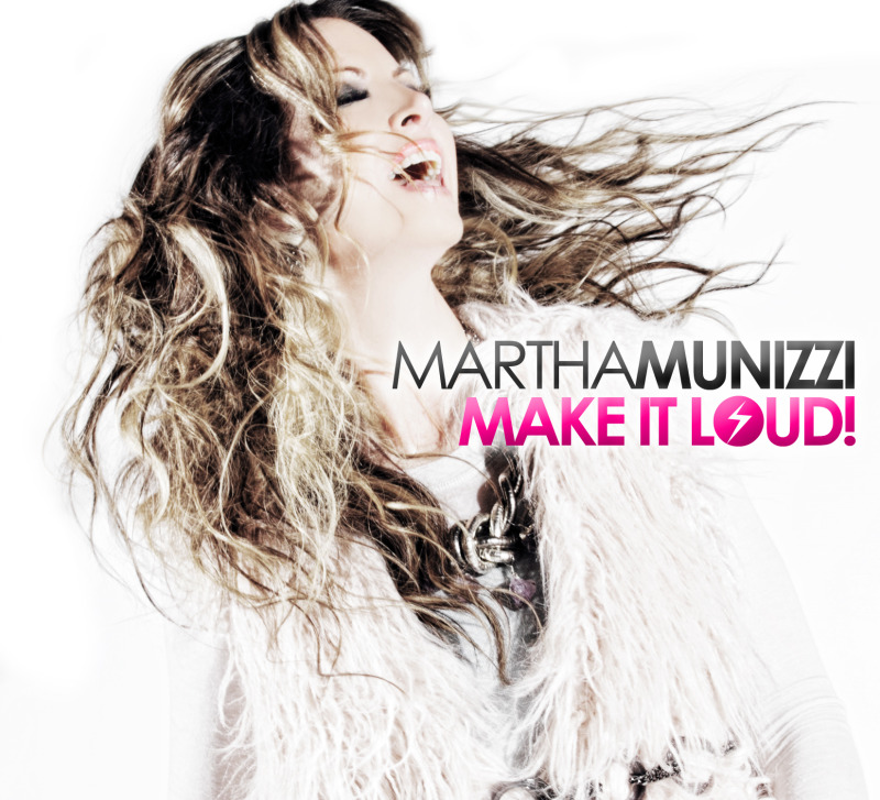 "GRAMMY Award Nominee And Dove & Stellar Award Winner Martha Munizzi To Release ""Make It Loud"" On April 26, 2011"