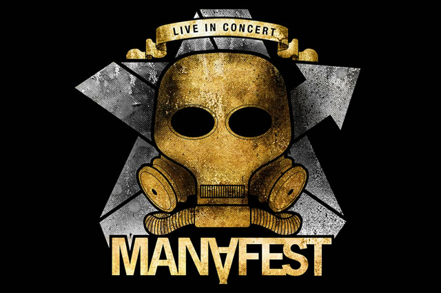 Manafest Set To Release Live CD/DVD June 7th on BEC Recordings