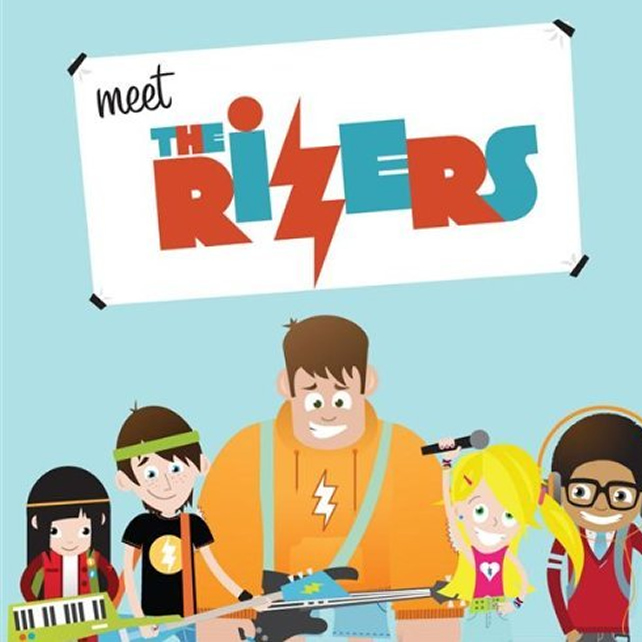 "The Rizers ""Rise Up"" on October 11 with New Project"