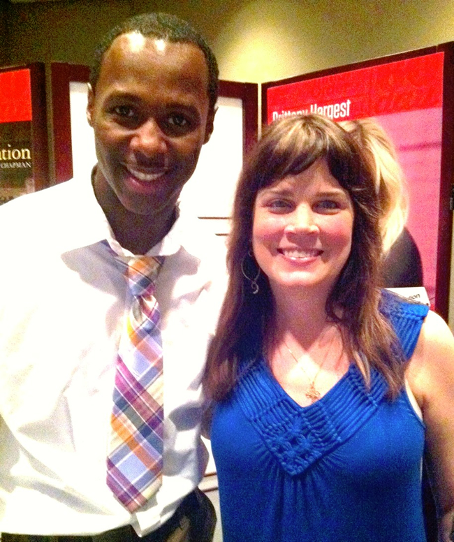 Micah Stampley Performs For Retailers At The International Christian Retail Show
