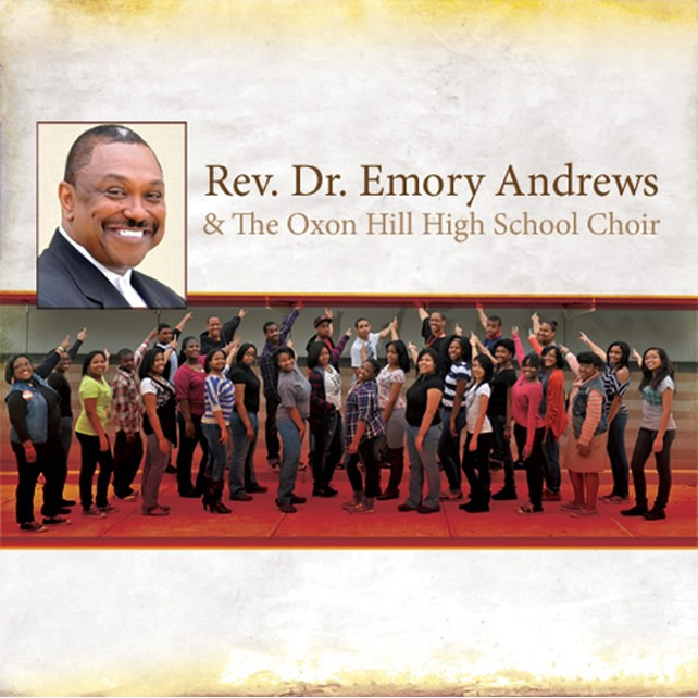 Rev._Dr._Emory_Andrews__The_Oxon_Hill_High_School_Choir