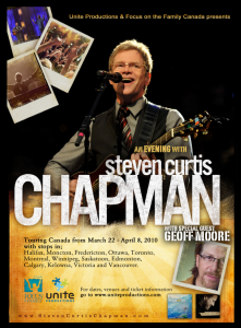 STEVEN_CURTIS_CHAPMAN_ANNOUNCES_SPRING_CANADIAN_TOUR_MARKING_GRAMMY_WINNERS_FIRST_EXTENDED_RUN_IN_NEARLY_15_YEARS