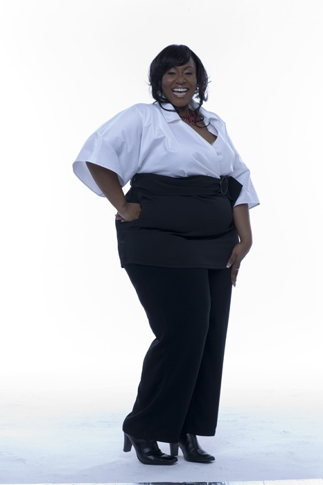 MANDISA BEFORE & AFTER WEIGHT LOSS