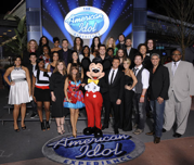 CHRIS SLIGH TAKES PART IN HISTORIC OPENING OF WALT DISNEY WORLD'S THE AMERICAN IDOL EXPERIENCE