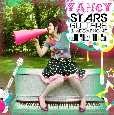 yancy_megaphone_Yancy_Offers_Up_Stars_Guitars_and_Megaphone_Dreams_on_November_2nd